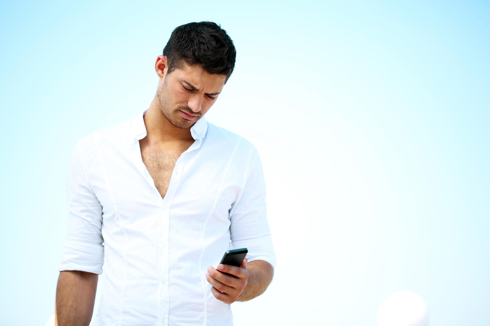 фото ждущего мужчины